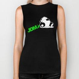 Sleepy Panda JDM Biker Tank