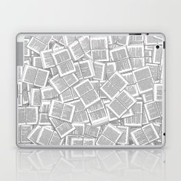 Literary Overload Laptop & iPad Skin