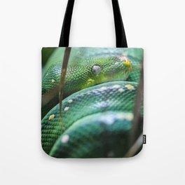 Slither Tote Bag