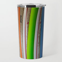 Surfboards For Rent Travel Mug