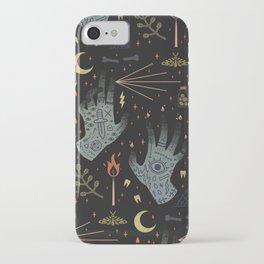 A Curse Upon You! iPhone Case