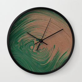 Forest Ring Wall Clock