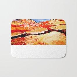 Canyons Bath Mat
