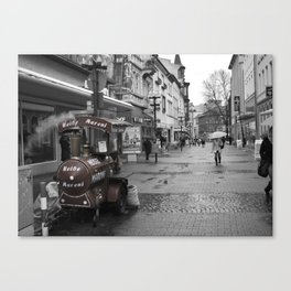 Kaiserslautern, Germany Canvas Print