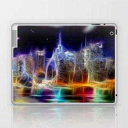 Starry Night New York City Laptop & iPad Skin