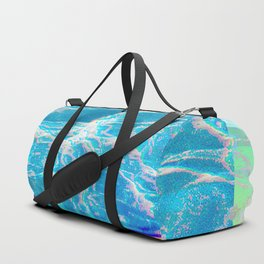 Water Glitch Duffle Bag