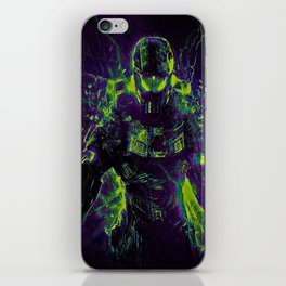 Future Halo iPhone Skin