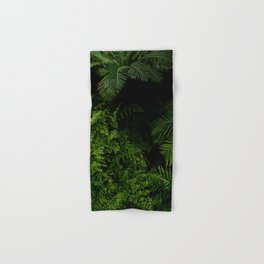 Tropical jungle. Hand & Bath Towel