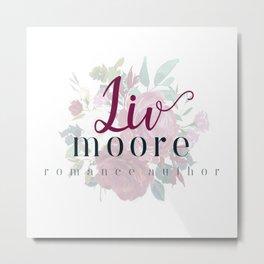 Liv Moore Metal Print