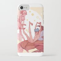berserk iPhone & iPod Cases featuring Puck and Ivarella by kuma naru