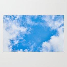Summer Clouds Rug
