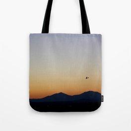 amber 3 Tote Bag