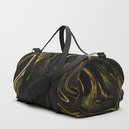 Melted Sun Duffle Bag