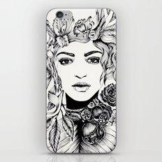 Nature Woman iPhone Skin