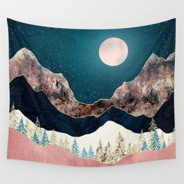 Pine Vista Wall Tapestry