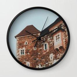 Ljubljana Castle  Wall Clock