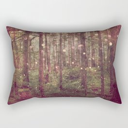 Autumn Lights Rectangular Pillow