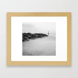 Southwold Beach Framed Art Print
