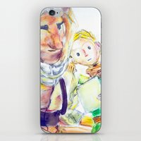 le petit prince iPhone & iPod Skins featuring Le Petit Prince by Halina  Jasińska photography