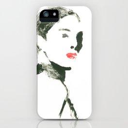 JM, No 2  iPhone Case