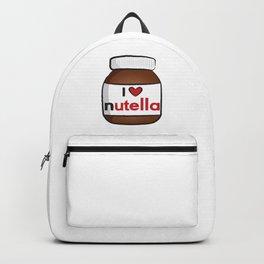 Nutella Cute Backpack