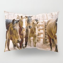Stampede Pillow Sham