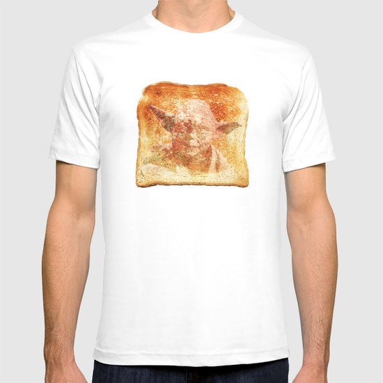 yoda toast T-shirt