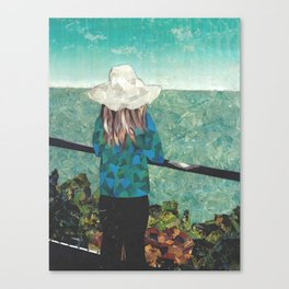 Great Unknown Canvas Print