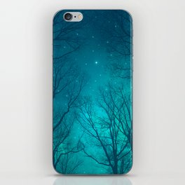 Only In the Darkness iPhone Skin