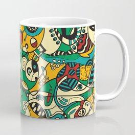 Mouse - 12 ANIMAL SIGNS Coffee Mug