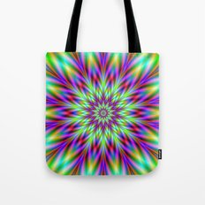 Thistle Star Tote Bag