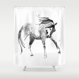 Horse (Sweetie) Shower Curtain