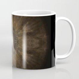 Clouded Coffee Mandala Coffee Mug