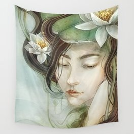 Pond Wall Tapestry