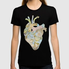 A Traveler's Heart (N.T) T-shirt