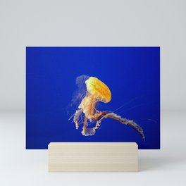 Jellyfish Dancing Mini Art Print