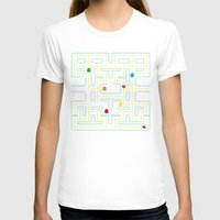 pacman T-shirts featuring Pacman by Virbia