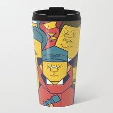Fargo Metal Travel Mug