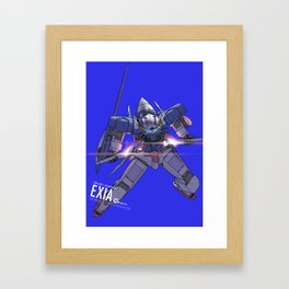 FBA - Exia Framed Art Print