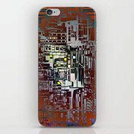 Where Are YOU - 2 / Density III iPhone Skin