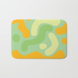 Tropical - Flu Bath Mat