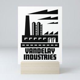 Vandelay Industries Mini Art Print