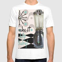 Fifties Kitchen Blender T-shirt