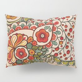 paisley Pillow Sham