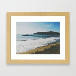 Avila Beach, CA Framed Art Print