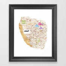 they don't love you like i love you deux Framed Art Print