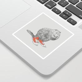 Woodchucks Sticker
