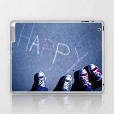 H A P P Y Laptop & iPad Skin