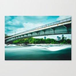 Goat Island Bridge - Niagara Falls Canvas Print