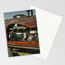 Massey Harris 744D Stationery Cards